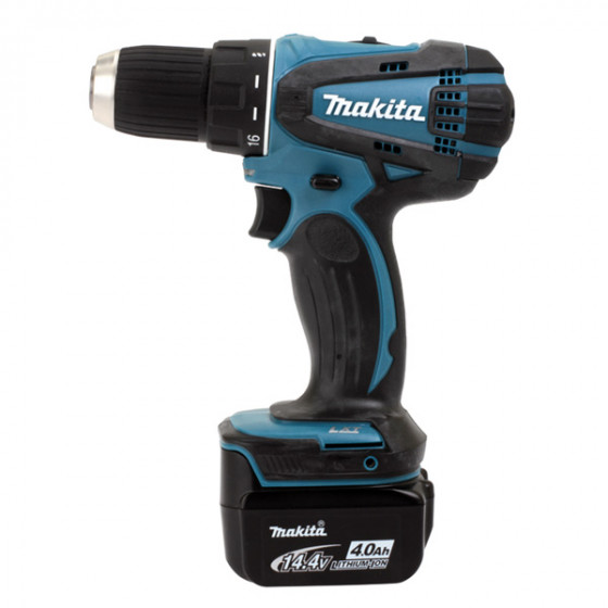 Perceuse visseuse 14,4 V Li-Ion 4 Ah Ø 13 mm MAKITA - DDF446RMJ