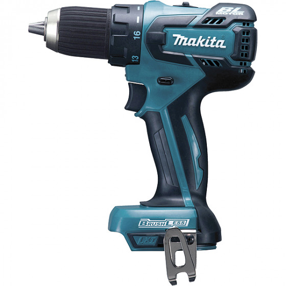 Perceuse visseuse 18 V Li-Ion Ø 13 mm (Machine seule)MAKITA - DDF459Z