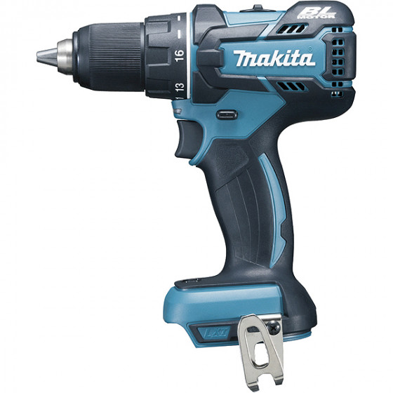 Perceuse visseuse 18 V Li-ion Ø 13 mm (Machine seule) MAKITA - DDF480Z