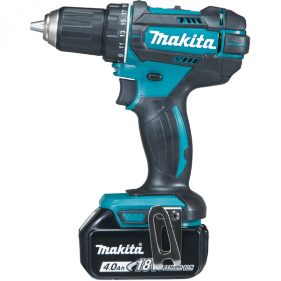 Perceuse visseuse 18 V Li-Ion 4 Ah Ø 13 mm MAKITA - DDF482RMJ