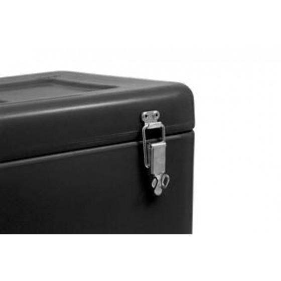 Coffre à outils SORI polyéthylène 180 L  Dim : 850x500x450 -RO180L-ROU
