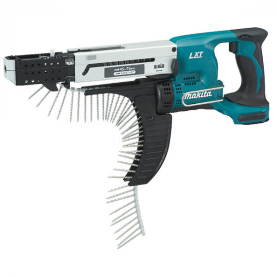 Visseuse automatique 18 V Li-Ion 4 x 45 à 75 mm (Machine seule) MAKITA - DFR750Z