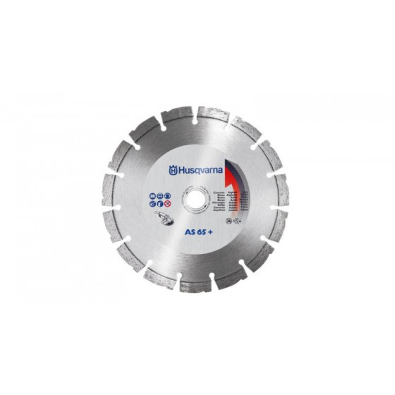 Disque Diamant AS 65 + Ø 400 AL 25, 4 /20 HUSQVARNA- 543077697