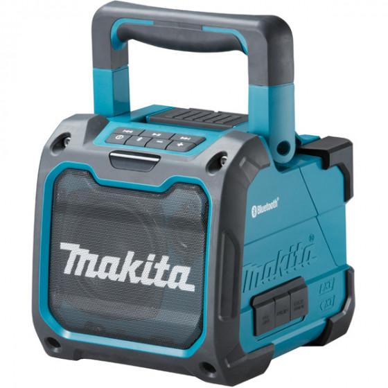 Enceinte bluetooth MAKITA Batterie/Secteur : 18/230 V Li-Ion (Machine seule) - DMR200