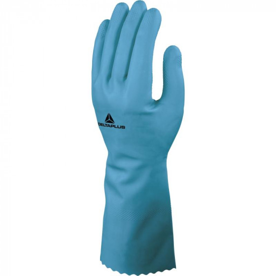 GANT LATEX/NITRILE CHLORINÉ DELTA PLUS- SOFT-NIT VE470 - VE470BL0