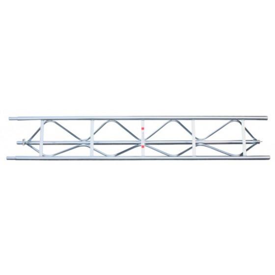 Echelle 2 m électrozinguée + verrou acier pour monte matériaux CASTOR STEEL HAEMMERLIN - 311502101