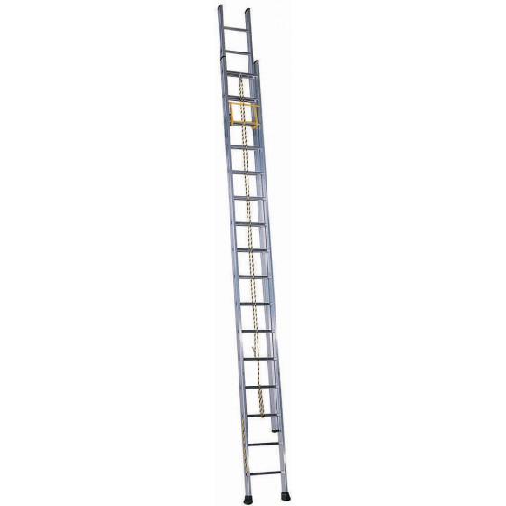 CENTAURE - Echelle coulissante à corde 2 plans 6m10 - 418410