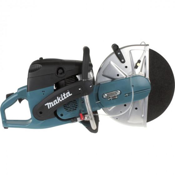 Découpeuse MAKITA  2 Temps 73 cm³ Ø 350 mm + Disque synthétique béton Ø 350 mm -EK7301WS