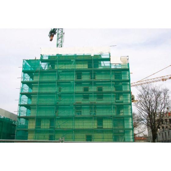 Filet d'échafaudage vert ALTRAD - P6215