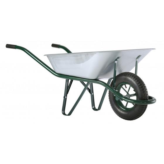 Brouette Haemmerlin Galvanisée roue gonflée Prems 90 L-324003101