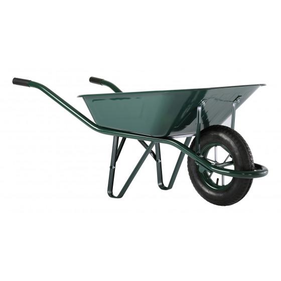 Brouette Haemmerlin peinte roue gonflée Prems 90 L-324003001