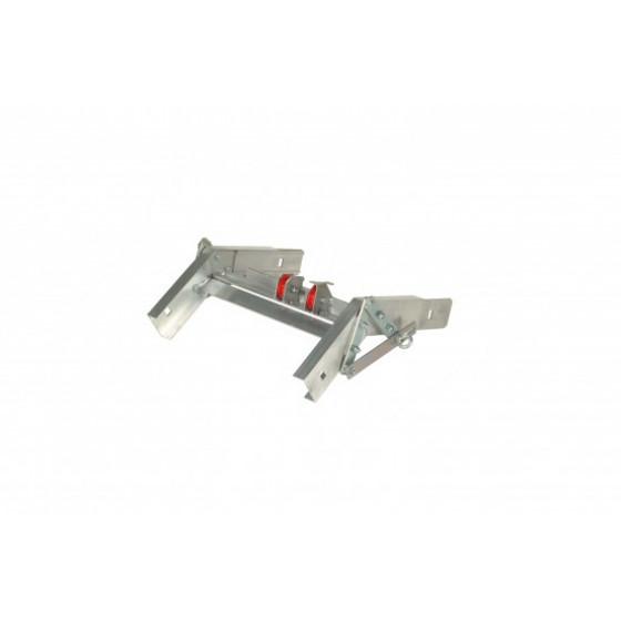 Genouillère avec boulons rapides, réglable de 20 à 45° pour monte matériaux HAEMMERLIN MA 415 / MA 432 / MA 442 - 312362401