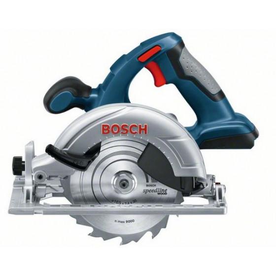 BOSCH OUTILLAGE - Scie circulaire sans fil GKS 18 V-LI Professional solo- 060166H006