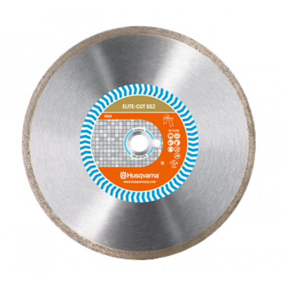 DISQUE DIAMANT ELITE CUT GS 2 S Ø 300 AL 25,4 HUSQVARNA-579798110