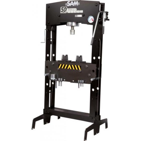 SAM OUTILLAGE-Presse hydraulique 50 T- HP-50-A