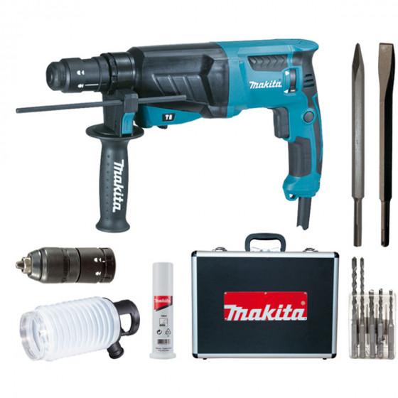 Perfo-burineur MAKITA SDS-Plus 720 W 23 mm -HR2320TSP1