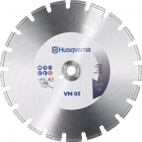 Disque diamants VN 85 Ø 450 AL 25,4 Asphalte HUSQVARNA-543067253