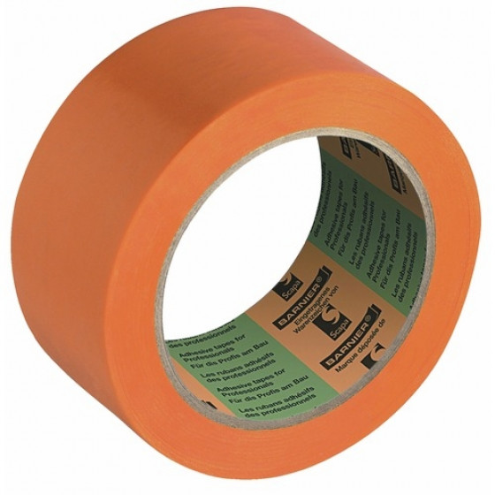 BARNIER-Adhésif d isolation 6095 PVC orange-166121