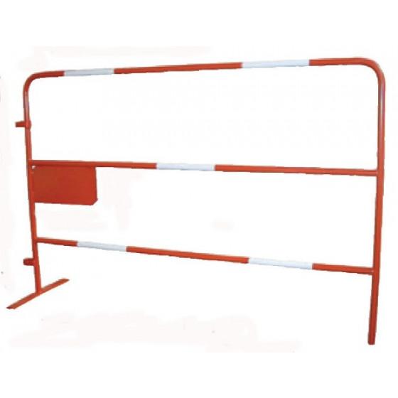 ALTRAD- barriére de chantier Haut : 1 métre / Long : 1m50 - 004500