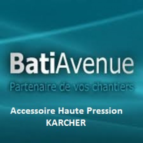 Kit Additionnel Châssis de Sol Acier KARCHER -2.210-058.0
