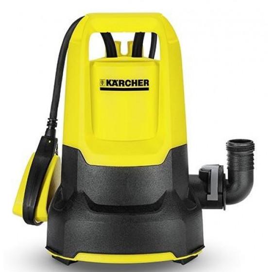 Pompe d'évacuation pour eau claire 6000l/h 250W SP2 Flat KARCHER - 1.645-501.0
