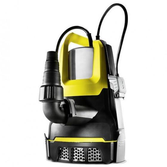 Pompe d'évacuation eau chargée 15500l/h 850W SP7 Dirt Inox KARCHER - 1.645-506.0