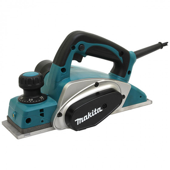 Rabot 620 W 82 mm MAKITA + Coffret  MAK-PAC-KP0800J