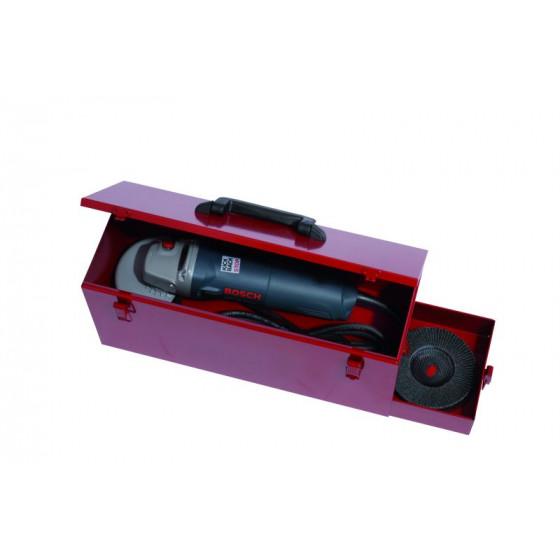 Coffret pour électro-portatif PREMIUM PRO - PREMIUM METALRUBI  430x160x190 -MDT