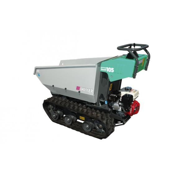 IMER-Transporteur hydrostatique à chenilles 500 kg-CARRY105