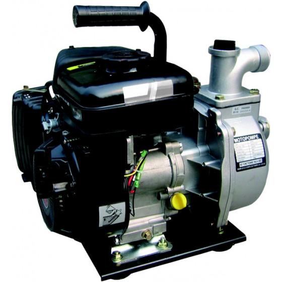 Motopompe essence 4 temps eaux claires - 11637