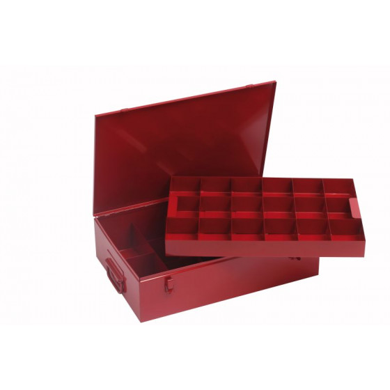 Coffret de rangement 31 cases MULTIPRO RUBI - MP40