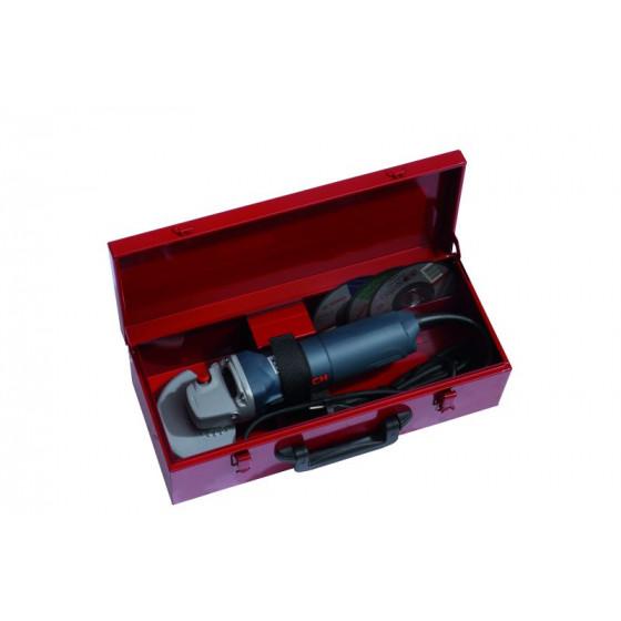 Coffret pour électro-portatif PREMIUM PRO - PREMIUM METALRUBI  430x170x130- MS125