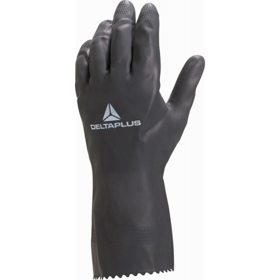 DELTA PLUS-GANT NEOPRENE NOIR LONG 30 CM-VE509NO0