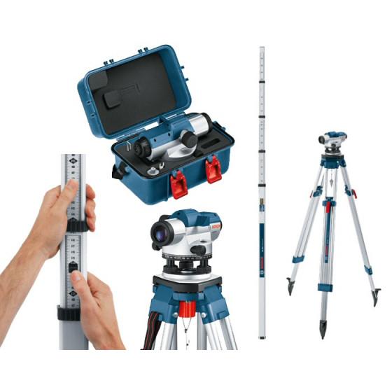 BOSCH OUTILLAGE -Niveau optique GOL 26 G pack extérieur Professional- 061599400C