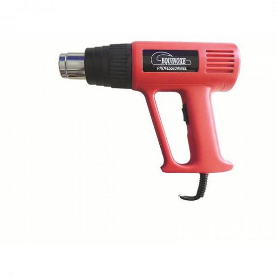 Pistolet à air Chaud 230V +  mallette  + accessoires -05671