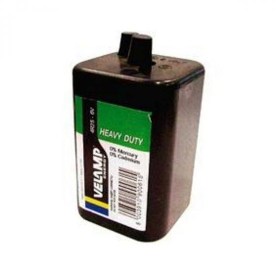 Pile 6V pour lampe de chantier SOFOP TALIAPLAST - 500502