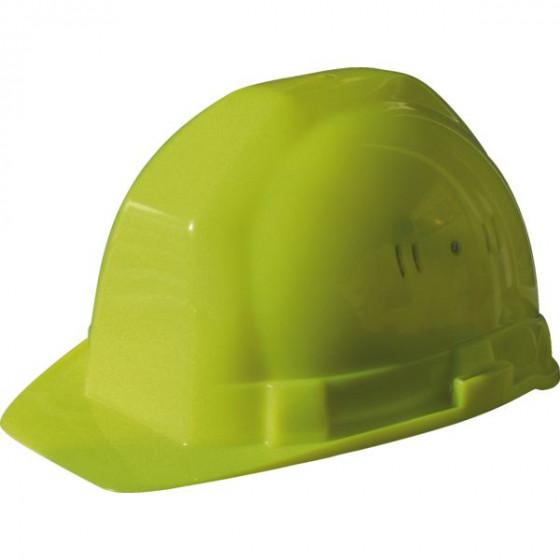 Casque de chantier jaune fluo OCEANIC II SOFOP TALIAPLAST - 564410