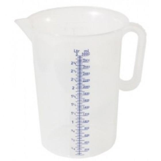 Sodise - Mesure graduée incassable 3 litres -10481