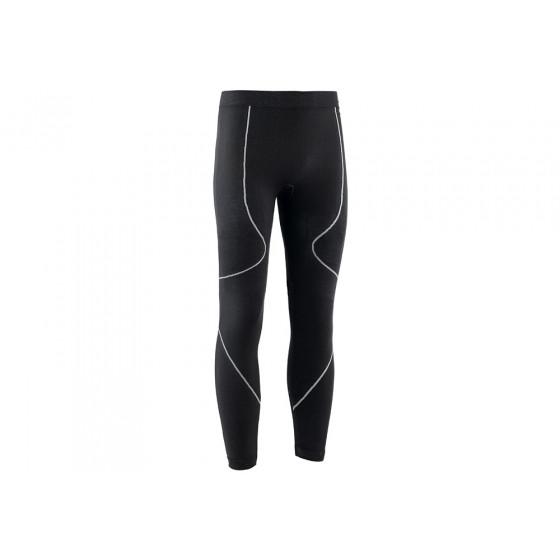 Pantalon unisex sans coutures DIADORA Noir maintient la température du corps TOP SOUL - 15968180013