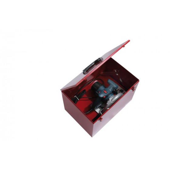 Coffret pour électro-portatif PREMIUM PRO - PREMIUM METAL 400x215x230 RUBI - PCC