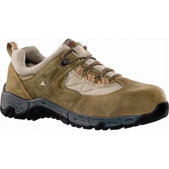 Chaussures de sécurité DELTA PLUS Basses en Crôute de velours Beige S1P SRC HRO-PERT2SPBE42