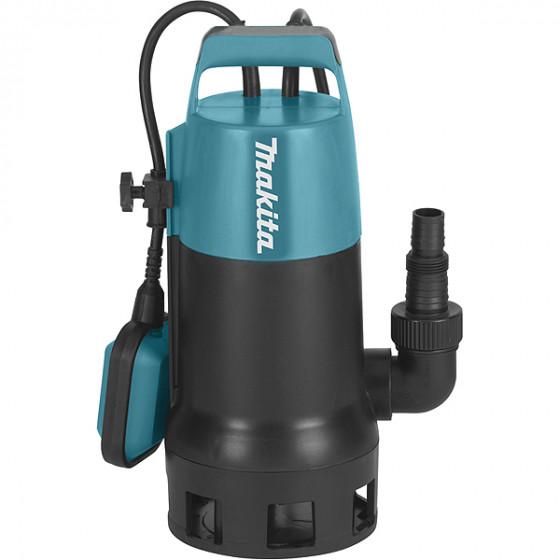 Pompe vide-cave à eau chargée 1100 W MAKITA - PF1010