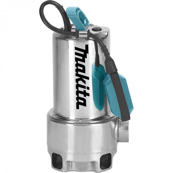 Pompe vide-cave à eau chargée 1100 W MAKITA - PF1110