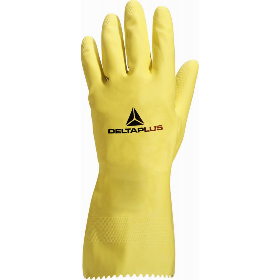 DELTA PLUS-GANT LATEX MENAGE JAUNE PICAFLOR 240-VE240JA0