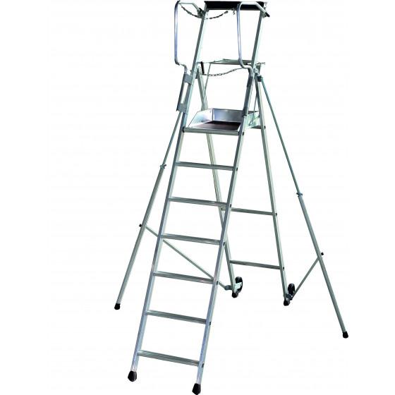 CENTAURE - Plate-forme roulante PL 7 marches, hauteur de travail 3m70 - 413907