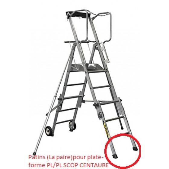 Patins pour plate-forme PL/ PL SCOP (la paire) CENTAURE- 380446