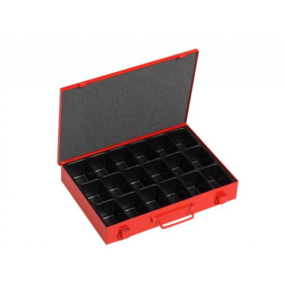 Coffret à outils métal RUBI - PM18
