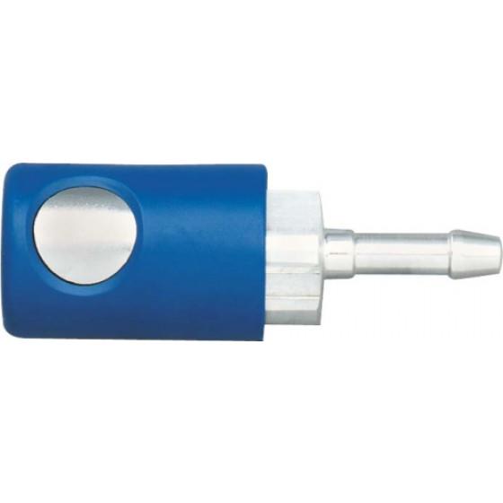 SAM OUTILLAGE- Raccord rapide pour flexibles Ø de passage 8 mm - PN2155