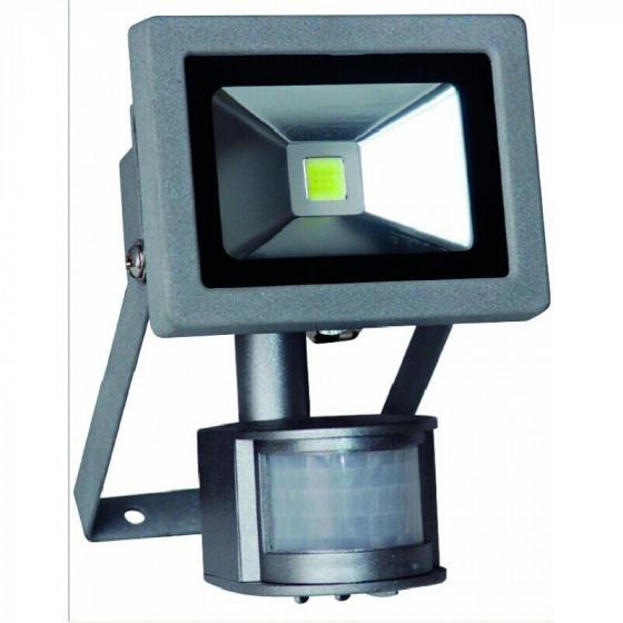 Projecteur à Led avec détecteur radar 100W - 02335