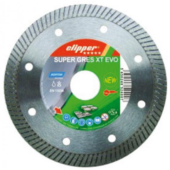 Disque diamant NORTON Super Gré XT Evo  Ø 230 mm Alésage 22.23 - 70184621973